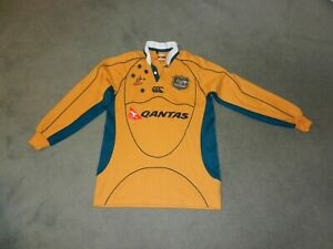 AUSTRALIA WALLABIES JERSEY , LICENSED PRODUCT