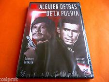 ALGUIEN DETRAS DE LA PUERTA - Charles Bronson / Anthony Perkins - Precintada