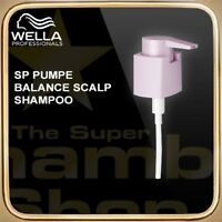 Wella SP Pumpe für Balance Scalp Shampoo 1000 ml