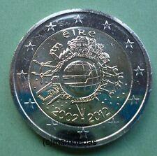 Irland 2 Euro 2012 Euro-Bargeld TYE Gedenkmünze  Euromünze commemorative coin