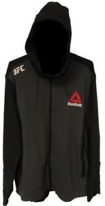 UFC Men' Size X-Large Walk Out Hoodie Black & Gray  A1 380