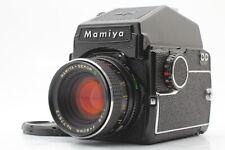 NEAR MINT Mamiya M645 Medium Format Camera w / Sekor C 80mm f2.8 Lens From JAPAN