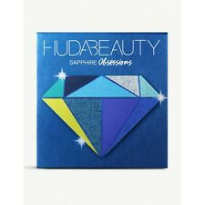 Huda Beauty Obsessions Eyeshadow Palette Precious Stones Collection - SAPPHIRE