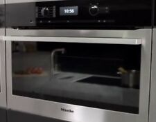 Miele H6100BM Combination microwave oven with fan and grill RRP£1825 Ex Display