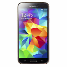 Samsung Galaxy S5 AT&T GSM Unlocked 4G LTE 16MP Quad-Core Smartphone - Gold