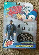 Speed Racer Inspector Detector 1999 Series Two Action Figure NIB