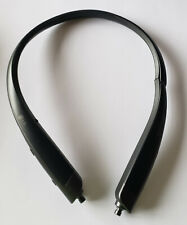 New listing Black Lg Tone Platinum+ Plus Hbs-1125 Wireless Headset - Works but Cracked Joint