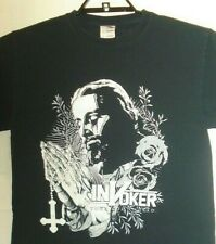 InVoker Your God Is Dead Mens M Rock Band Black Graphic T-Shirt M