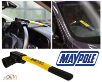 Maypole MP9045 Car Dash Dashboard Anti Theft High Security Steering Wheel Lock