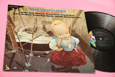 THE VENTURES LP SWAMP ROCK 1°ST ORIG USA 1969 NM