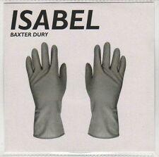 (EQ511) Baxter Dury, Isabel - 2011 DJ CD