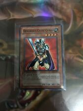 Obnoxious Celtic Guard SD5-EN007 Earth Card YuGi-Oh