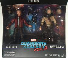 MARVEL LEGENDS GUARDIANS OF THE GALAXY VOL 2 STAR LORD & EGO 2 PACK