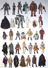 Lot of 10 Star Wars Figure Sith Jedi Clone Strom Trooper Droid Pilot Random Sent