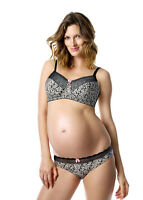 HOTMILK Show Off Floral/Navy&Pink Maternity and Nursing Bra, VARIOUS SIZES