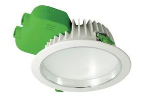 NVC LED PL Style Downlight Shop Ceiling Retail Spot Light 18w 1500lm 840 CW New