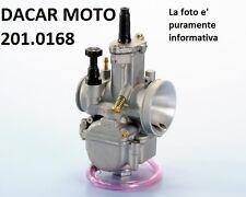201.0168 CARBURADOR D.28 POLINI PIAGGIO MC2 50 (1998) - NRG MC3 H2O
