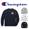 New Authentic Champion Men Jersey Big C logo Long Sleeves T-Shirt GT78H Y06591