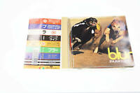 BLUR PARKLIFE TOCP-8226 JAPAN OBI CD A10100