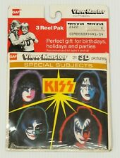 KISS VIEWMASTER SEALED AUCOIN 1979 RARE TOYS R US CARD SEALED