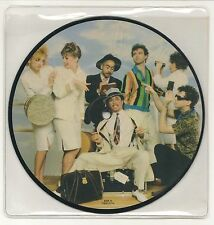 """KID CREOLE & THE COCONUTS IT'S A WONDERFUL THING BABY 7"""" PICTURE DISC 1982 MINT"""