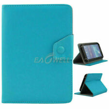 """Universal Adjustable Leather Stand Case Cover Shell For 7"""" 7 Inch Android Tablet"""