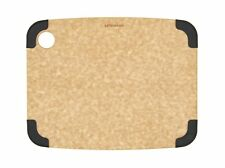 Epicurean Non-Slip Series Cutting Board, 11.5-Inch by 9-Inch, Natural/Slate