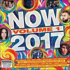 NOW 2017 VOLUME 1 VARIOUS ARTISTS CD NEW