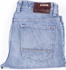 camel active Hudson droit ajusté BLEU Hommes Jeans Taille du JEAN W34 L35 coton