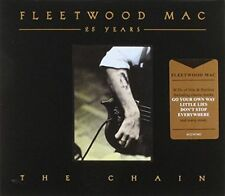 Fleetwood Mac 25 Years The Chain 4cd Greatest Hits Best of Compilation