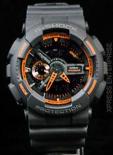 NEW WITH TAGS Casio Gshock X-Large Ana-Digi GA110TS-1A4 DARK GRAY Watch
