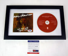 Mac Demarco Signed Autograph Rock And Roll Night Club Framed PSA/DNA COA B