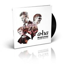 A-HA MTV Unplugged Summer Solstice 3LP Vinyl NEW 2017