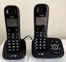 BT1700 Digital Cordless Telephones With Answering Machine Twin Set Call Blocker