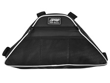 PRP Seats UTV Center Storage Bag Black/White Vinyl Yamaha Wolverine