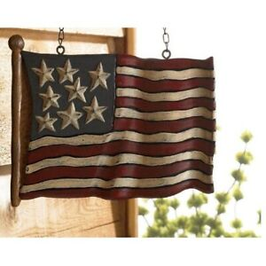 8 Star USA Waving Flag Arrow Replacement 12.5 inch – Arrow Hanger NOT included