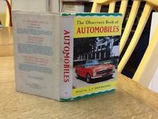 Observers Book Of Automobiles 1965 USA Edition $$