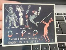 More details for edinburgh 1901 court sized postcard  opd  1297 mcnivens  ??