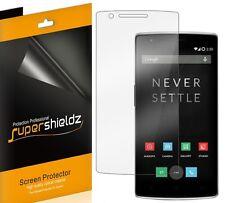 3X Supershieldz Anti Glare (Matte) Screen Protector Shield Film For OnePlus One