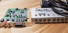 M-AUDIO DELTA 66 PCI SOUNDKARTE # GK3706