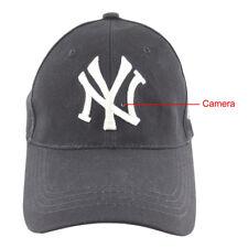 1080P Spy HD Hidden Camera Hat Covert Video Recorder Wireless Control Cam Finest