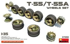 Miniart 1/35 T-55/T-55A Wheels Set # 37058