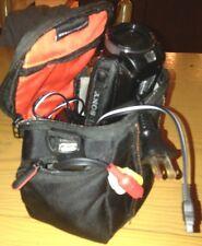 Sony Handycam DCR-SX85 Camcorder - Black
