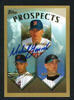 Mike Lincoln #211 signed autograph auto 1999 Topps Baseball Trading Card