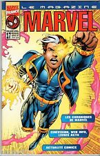 ¤ MARVEL n°17 ¤ 06/1998 ¤ X-MAN/BOUFFON VERT