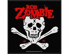 ROB ZOMBIE dead return 2012 - WOVEN SEW ON PATCH