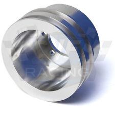 Big Block Billet Aluminum Crankshaft Pulley 383 440 Hemi Crank 2 Groove Double