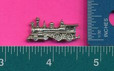 12 wholesale pewter train engine figurines A1028