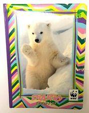 DIARIO datato WWF scuola GIRL multicolor ORSO animali A.S. 2020/2021