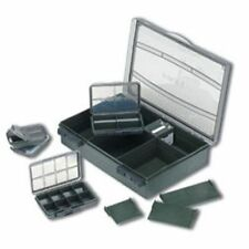 Fox Deluxe Set Medium single cbx004-geniales gerätebox para carphunter, F-box